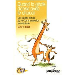 Quand la girafe danse avec le chacal