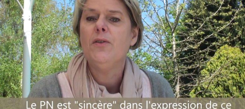 Le pervers narcissique est -il sincère lorsqu'il parle d'amour? Réponse de Geneviève chmit par vidéo.