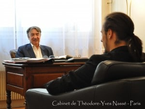 Théodore-Yves Nassé - Psychothérapeute - Paris - 01 40 50 60 19 - http://theodorenasse.fr
