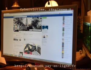 Cybervictime, réagissez !