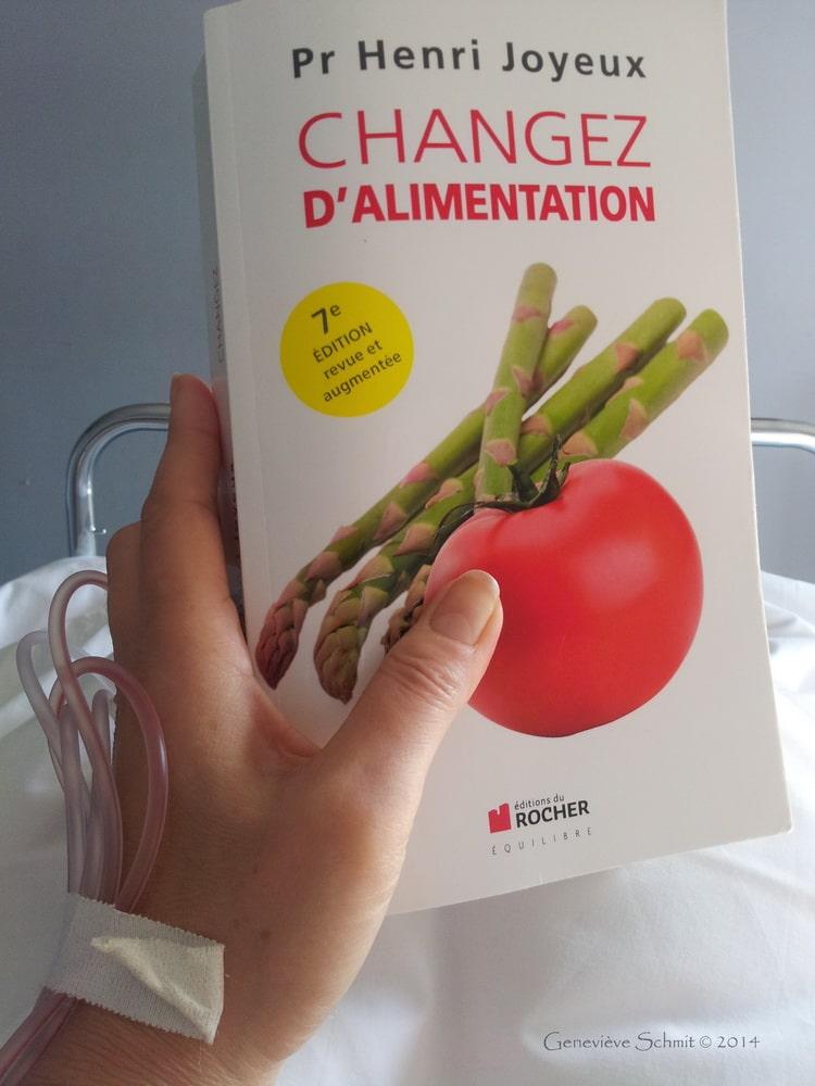 Changez d'alimentation - Professeur Henri Joyeux