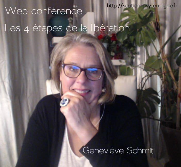 Geneviève Schmit Web Conférence