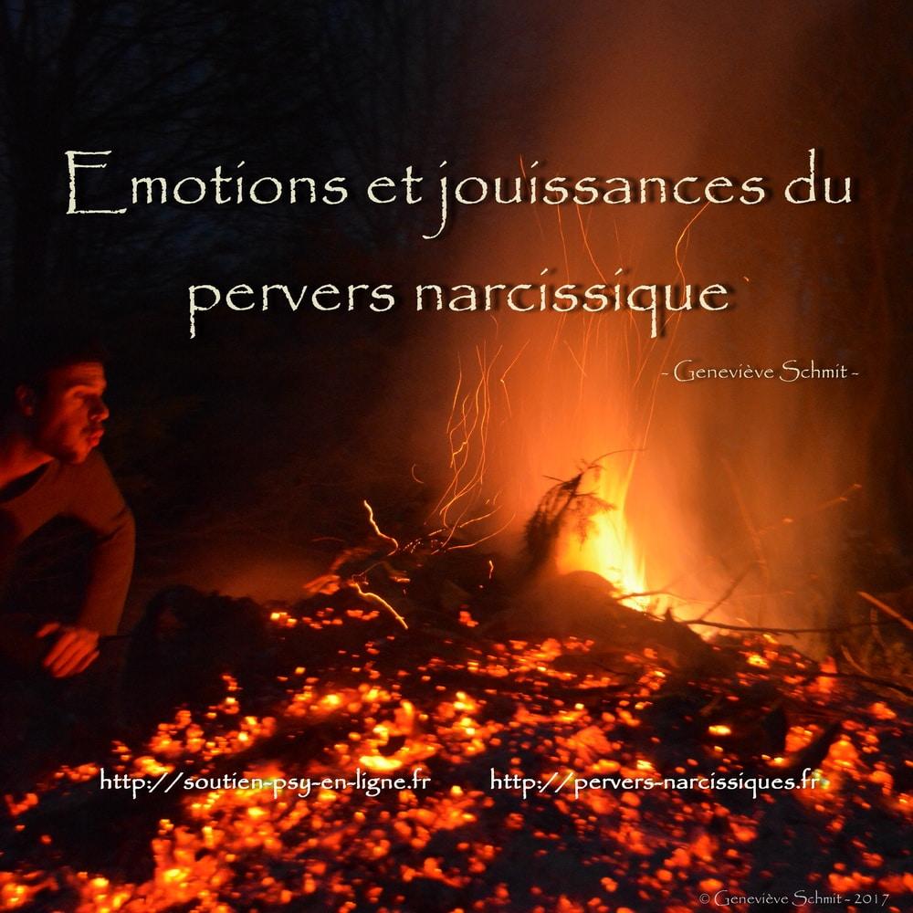 Neurones miroirs, émotions et jouissances. Quel est le but du manipulateur pervers narcissique? Geneviève Schmit
