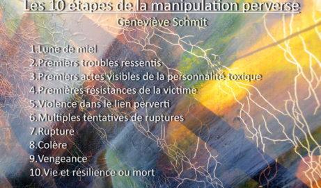 Les 10 étapes de la manipulation perverse