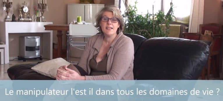 Manipulateur pervers dans tous les domaines de vie - Geneviève SCHMIT - Vidéo