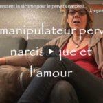 Le manipulateur pervers et l'amour