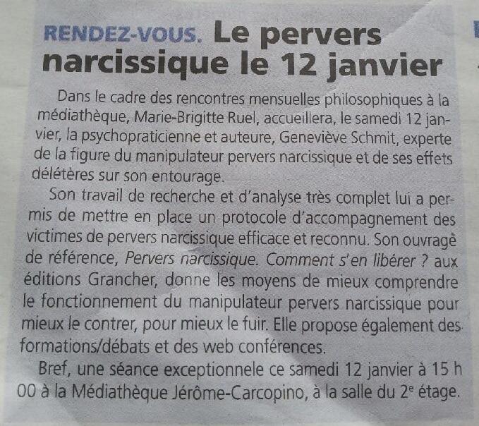 Gazette de Verneuil sur Avre 21 décembre 2018